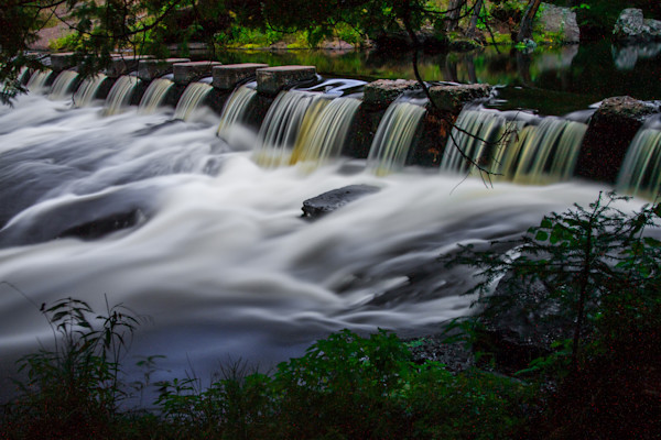 Bond Falls Photograph for Sale as Fine Art