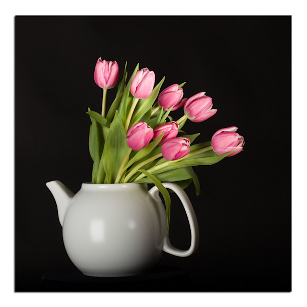 Spring Tea Tulip Bouquet
