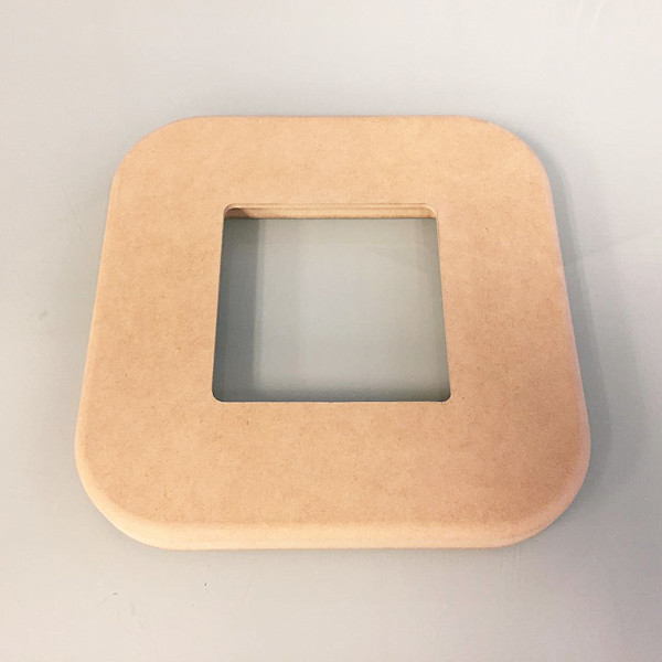 5x5 Rounded Square Frame