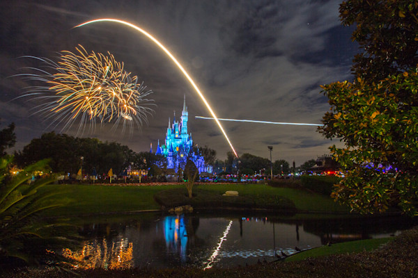 Disney World Photograph for Sale as Fine Art
