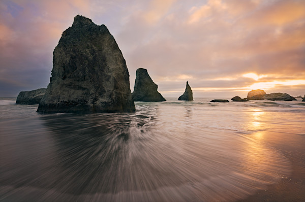 Bandon Beach Photograph for Sale as Fine Art.