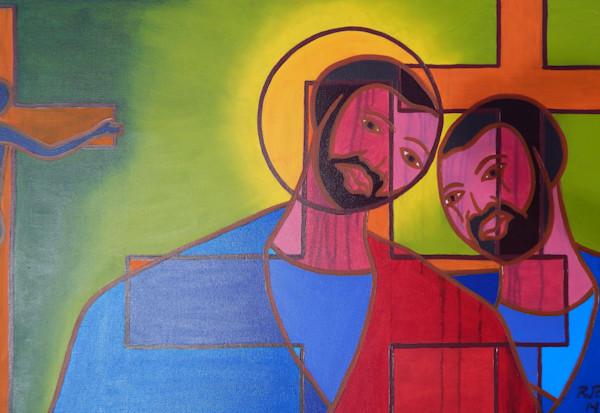 """Grace"" by Richard Bond | Prophetic Gallery"
