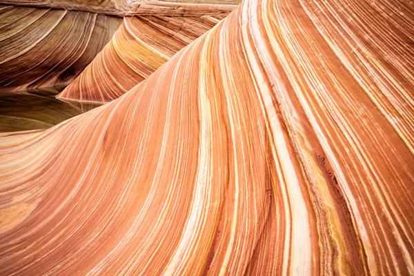 The Wave Racing Stripes by Douglas Sandquist Fine Art Photographs