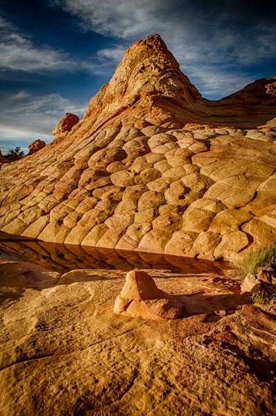 Lil' Butte, Big Butte Douglas Sandquist DDS Fine Art Photographs