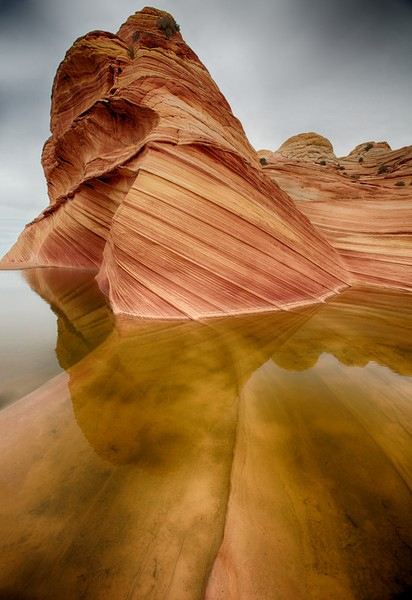 The Wave Serene | Douglas Sandquist Fine art photographs