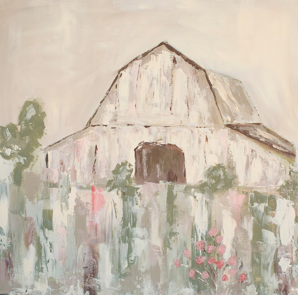 Country French Barn