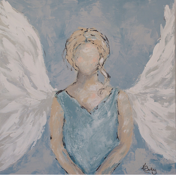 Angel of Temperance by Kelly Berkey