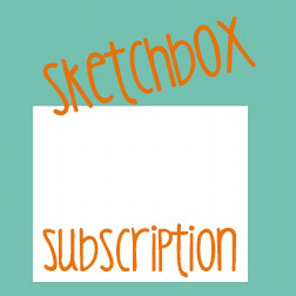 Sketchbox Subscription