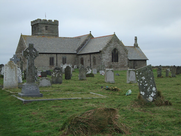 Cornwall Church