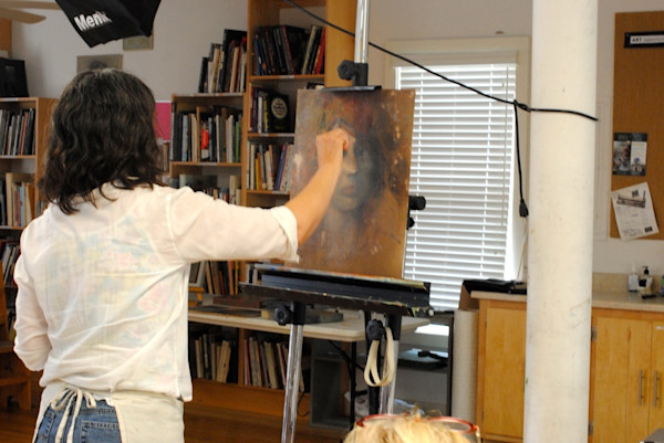 Intuitive Painting Techniques with Stanka Kordic