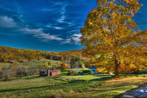 Autumn in Gaylordsville