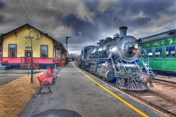 Essex Steam Train 7