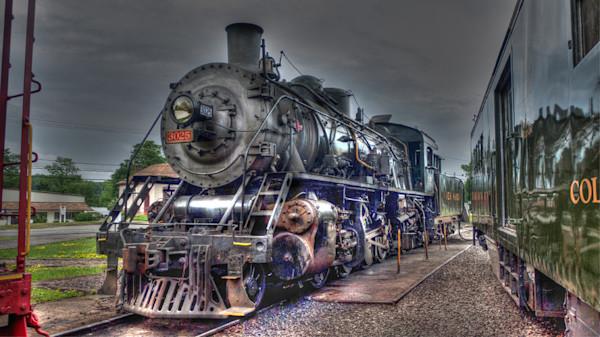 Essex Steam Train 1
