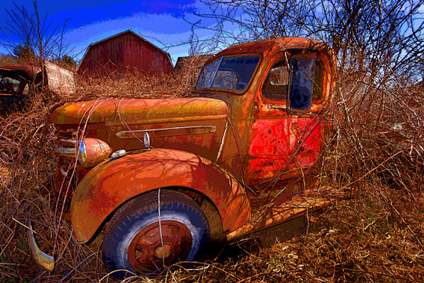 Old Truck 9
