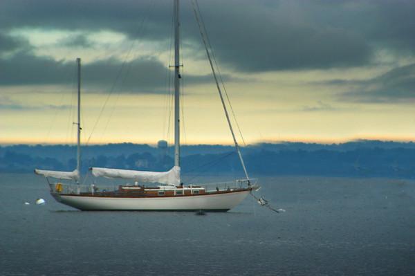 Essex Sailboat
