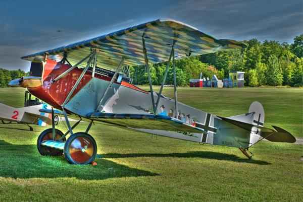 Old Rhinebeck Aerodrome 8