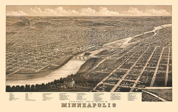 Minneapolis 1879