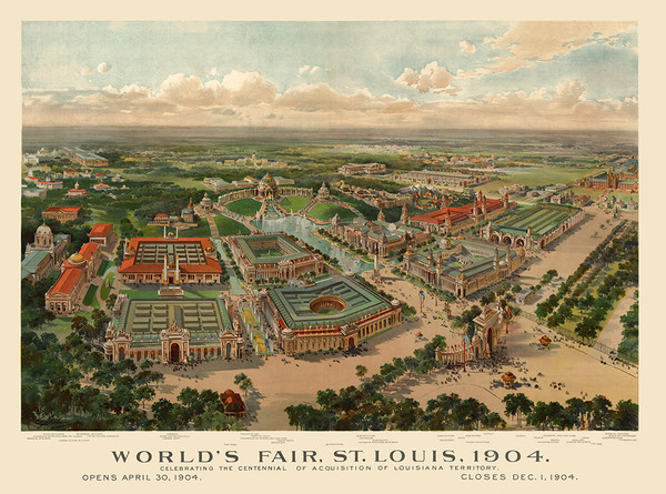 World's Fair, St. Louis, 1904