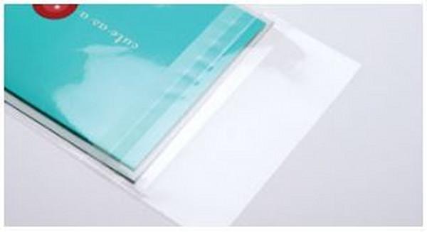 """12x12"""" Clear Bag + Foam Core"""