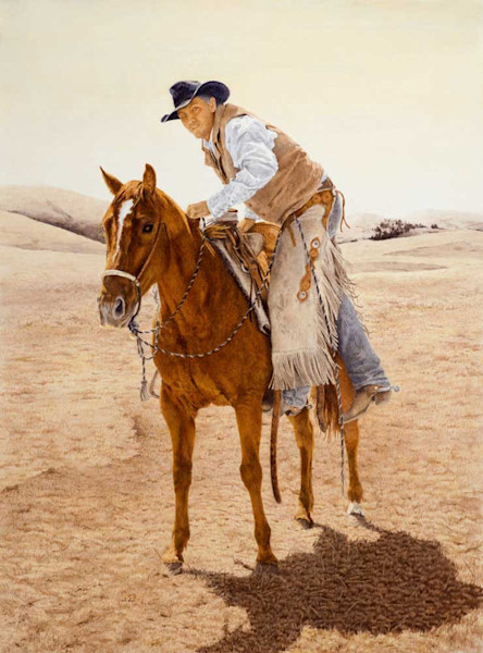 Western Art Prints In Limited Edition By Raymond Wattenhofer