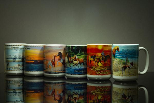 Chincoteague Mugs