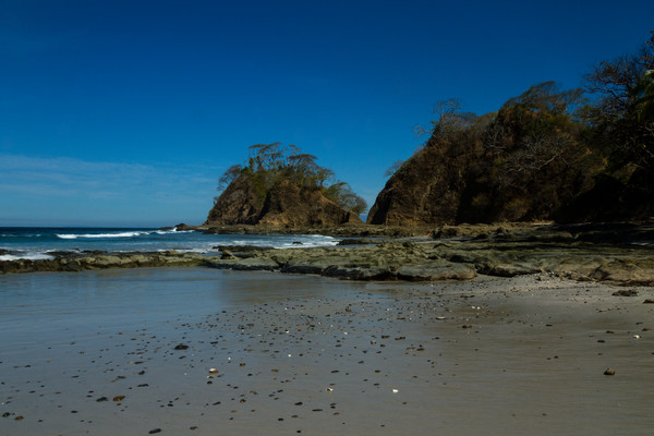 A Fine Art Photograph of a Beach in Costa Rica by Michael Pucciarelli