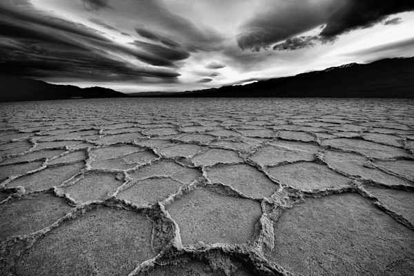 Death Valley Salt Flats Fine Art Photography in Nevada by MisterDramatic