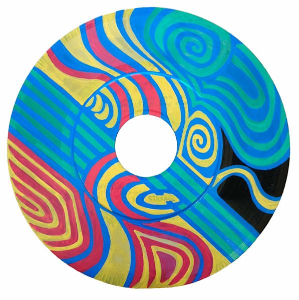 Strange vinyl