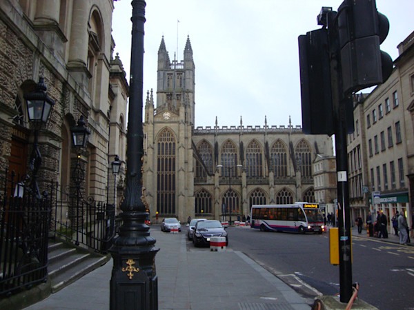Westminster Abbey Street View
