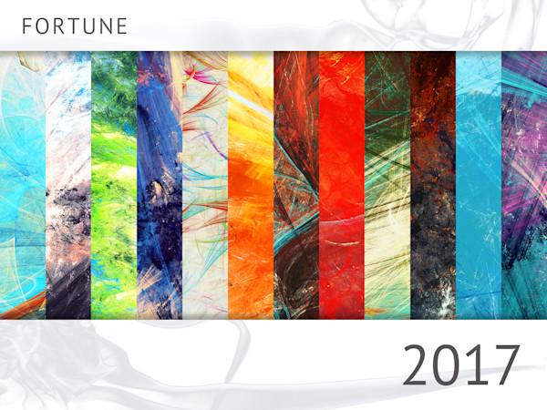 2017 Fine Art Calendar
