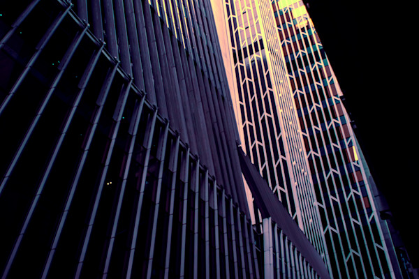 Highrise, lines, very tall