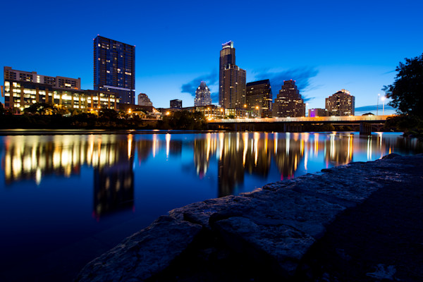 Austin Skyline - Dramatic Cityscapes