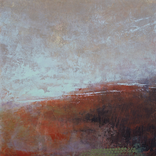 Shadow Hill - Abstract Landscape Paintings - Canvas Art on Sale