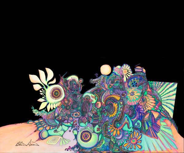 Mousepads | Soul Print Night