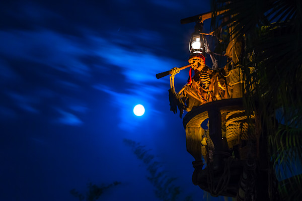 Pirates of the Caribbean Photograph for Sale as Fine Art