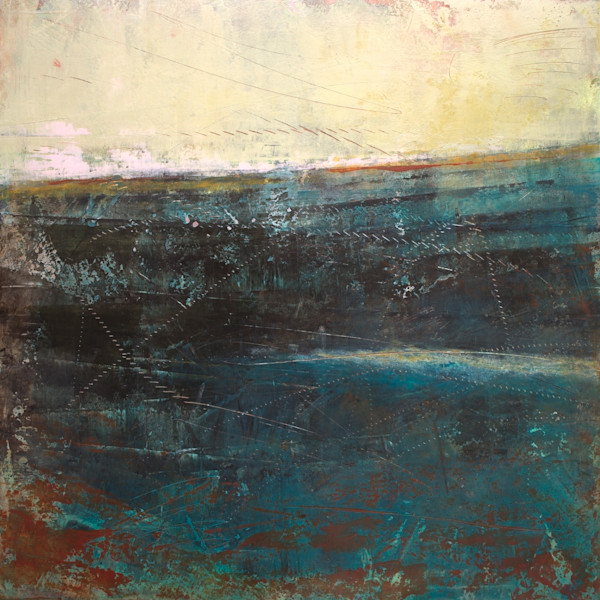 Deep End - Seascapes Paintings - Art Work for Sale
