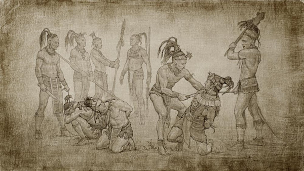 Captive Warriors