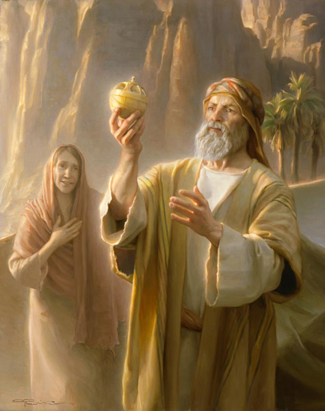 Discovering Liahona