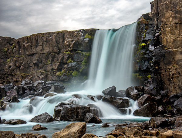 Waterfalls  - Fine Art Photographs of beautiful waterfalls by Stephen Flournoy