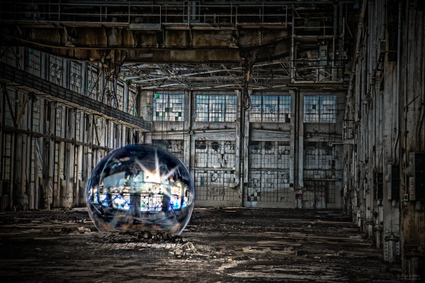Power Ball, d'Ellis Photographic Art photographs, Elsa