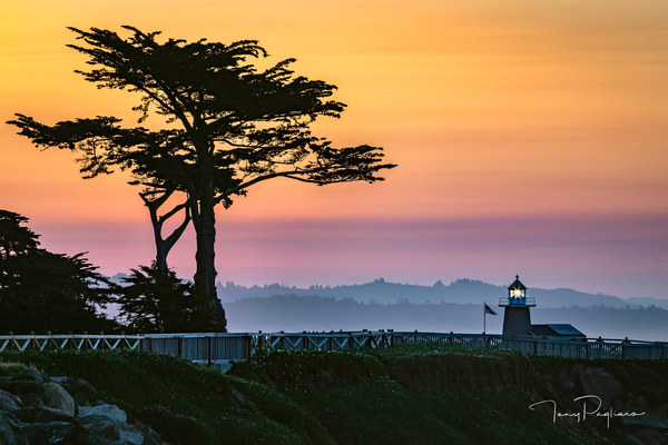 Santa Cruz photographs for sale as fine art by Tony Pagliaro