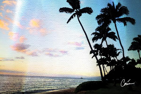 West Maui Sunset from Hawaii