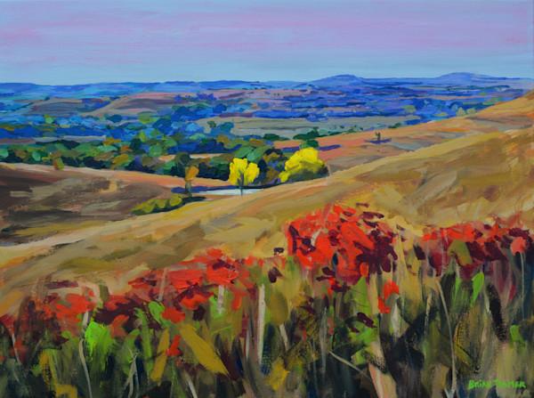 Autumn Flint Hills