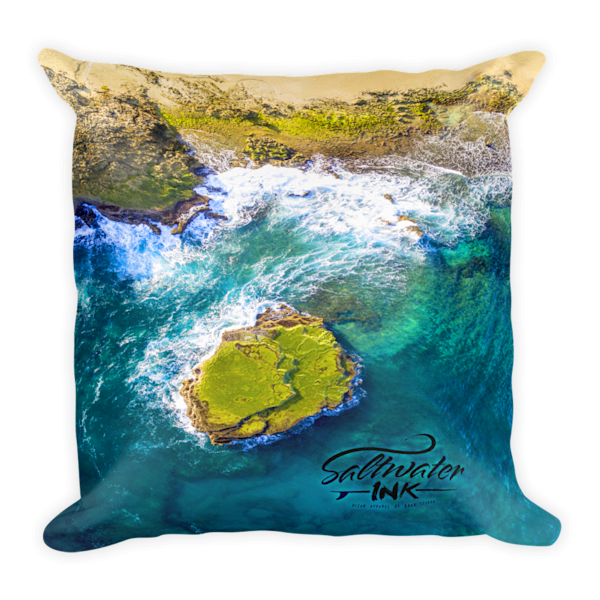 Puerto Rico Pillow