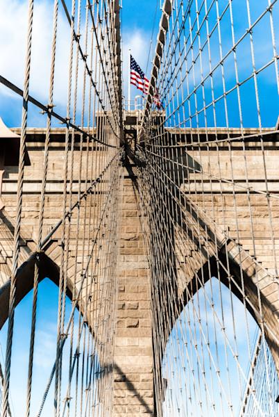 Brooklyn Bridge Centerline