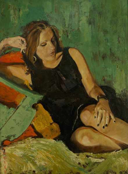 Monica, Booker Tueller, figurative