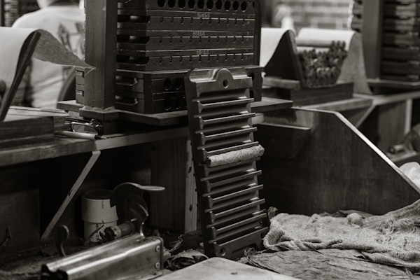 The Pressing Box
