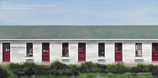 Door County, Wisconsin | Limited Edition Fine Art Print of Painting