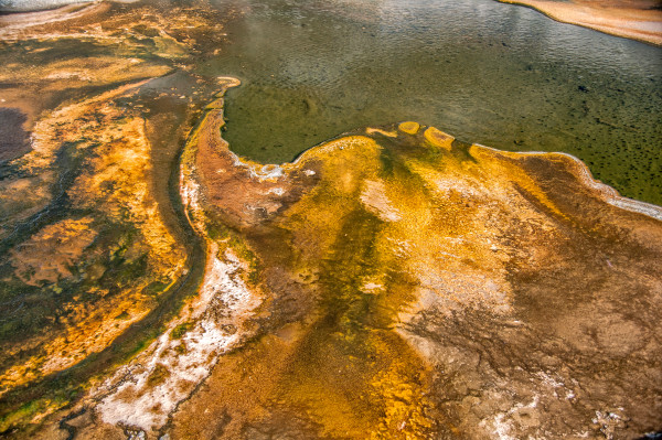 Prismatic Springs #2, d'Ellis Photographic Art photographs, Bill