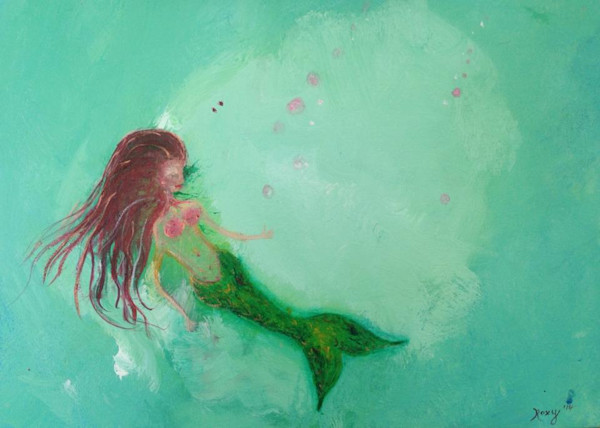 Floaty Mermaid